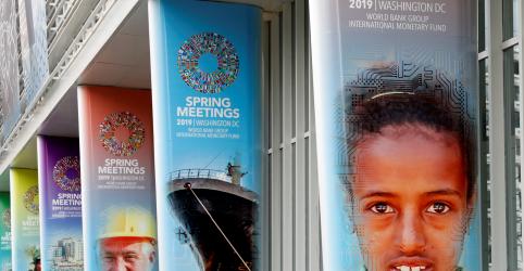Placeholder - loading - Imagem da notícia Banco Mundial corta previsão de crescimento global em 2020 por lenta retomada de comércio e investimento