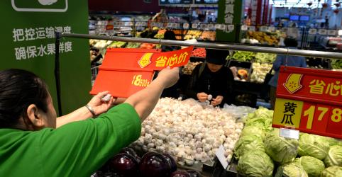 Placeholder - loading - Inflação ao consumidor na China permanece alta em dezembro e não deve afetar afrouxamento pelo BC