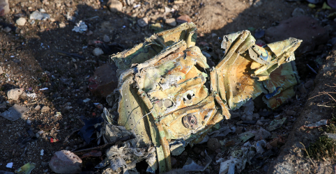 Placeholder - loading - Irã provavelmente derrubou avião ucraniano com mísseis, diz Trudeau citando agências