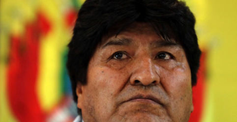 Placeholder - loading - Imagem da notícia Morales pede criação de 'milícias armadas' na Bolívia