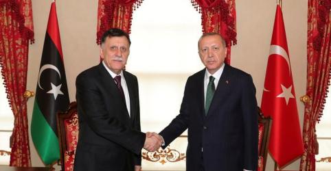 Placeholder - loading - Turquia se diz pronta para agir contra Haftar se ataques na Líbia continuarem