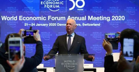 Placeholder - loading - Trump deve comparecer a Davos, mas chanceler do Irã cancela participação