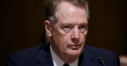 EUA e China não têm acordo para futuras reduções de tarifas, dizem Lighthizer e Mnuchin