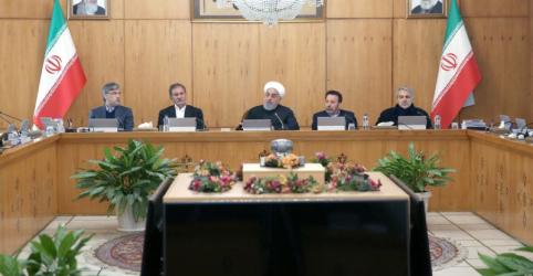 Rouhani rejeita proposta de novo acordo nuclear com Trump