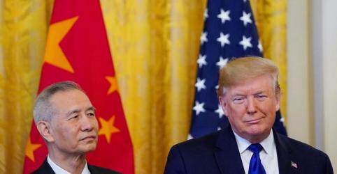 Acordo comercial não afetará outros fornecedores agrícolas da China, diz vice-premiê
