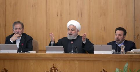 Placeholder - loading - Irã enriquece mais urânio do que antes do acordo de 2015, diz Rouhani
