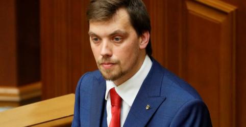 Premiê da Ucrânia oferece renúncia após gravação insinuar crítica ao presidente