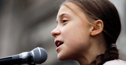'Vocês não viram nada ainda', diz Greta antes de Davos