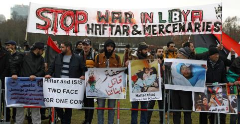 Fechamentos de campos petrolíferos ofuscam cúpula de paz da Líbia em Berlim