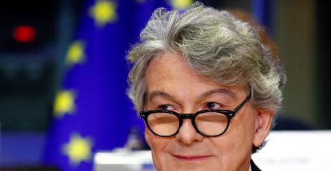 EXCLUSIVO-Chefe da indústria da UE descarta receios de que regras de segurança podem atrasar 5G