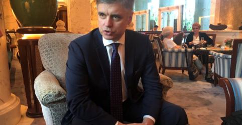 Placeholder - loading - Ucrânia vai pressionar por caixa-preta de avião durante visita de ministro iraniano