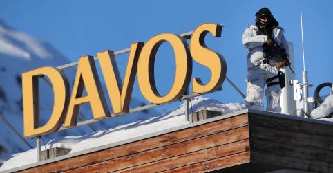 Mudanças climáticas levam investidores a medir temperatura em Davos