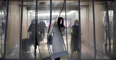 Taiwan confirma primeiro caso de infecção por novo coronavírus