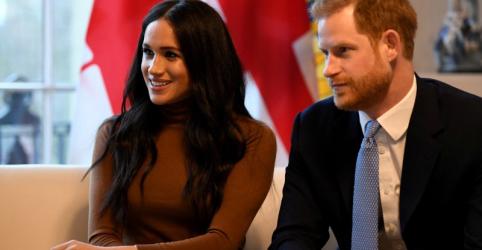 Príncipe Harry chega ao Canadá em preparação para vida longe da realeza