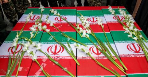 Irã busca ajuda para ler caixas-pretas de avião abatido