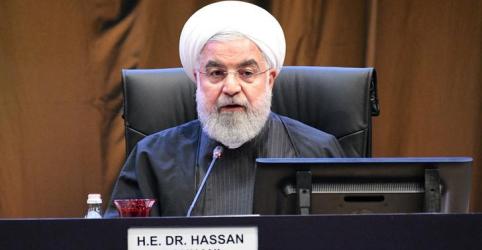 Placeholder - loading - Irã nunca vai buscar armas nucleares, com ou sem acordo, diz Rouhani