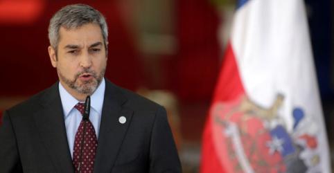 Presidente do Paraguai contrai dengue em meio a surto no país