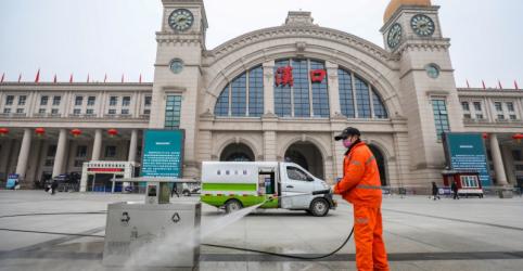 China isola duas cidades por surto de coronavírus