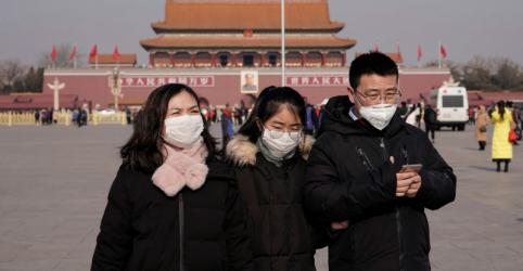 Pequim cancela eventos do Ano Novo Lunar para conter surto de coronavírus, informa jornal