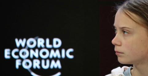 Greta rebate comentário de secretário do Tesouro dos EUA