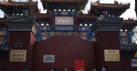 China fecha parte da Muralha devido a vírus; número de mortos sobe para 26
