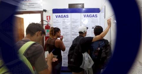 Brasil pode criar 1 milhão de vagas em 2020 se PIB crescer por volta de 3%, diz secretário