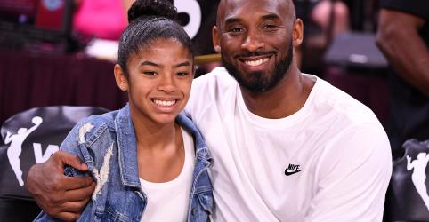 """Kobe Bryant e filha """"Mambacita"""" morreram ao buscar sonho no basquete"""