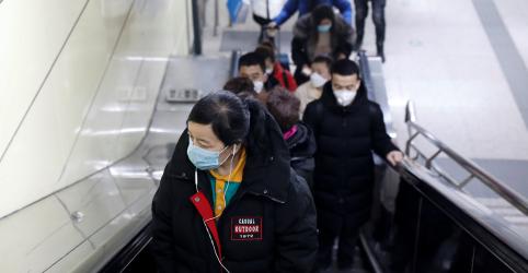 Cidade de Pequim registra primeira morte por coronavírus, diz TV estatal