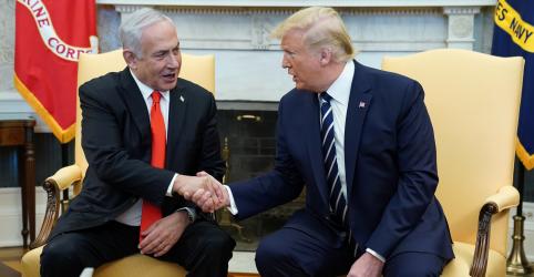Placeholder - loading - Trump anunciará plano de paz no Oriente Médio para israelenses, apesar de dúvidas dos palestinos
