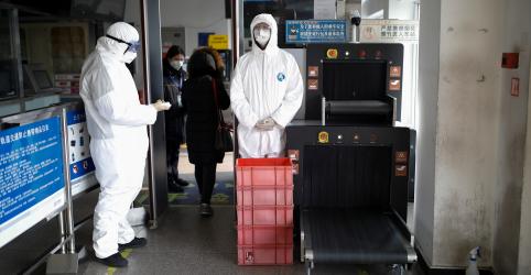 Coronavírus contamina ações da Ásia com exposição à China