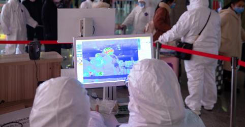 Placeholder - loading - Família chinesa é diagnosticada com coronavírus nos Emirados, em primeiros casos no Oriente Médio