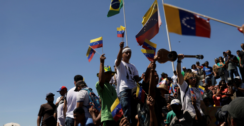 Placeholder - loading - EUA apoiam programa que auxilia imigrantes venezuelanos no Brasil