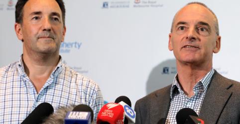 Placeholder - loading - Austrália vai compartilhar coronavírus desenvolvido em laboratório para acelerar vacina