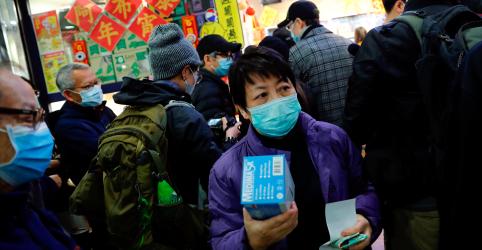 Placeholder - loading - Crescimento do 1° tri na China pode cair abaixo de 5% com vírus, diz economista do governo