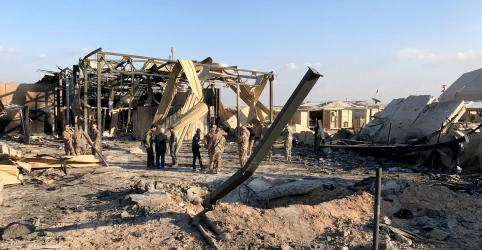 EUA dizem que 50 soldados foram diagnosticados com lesão cerebral traumática após ataque do Irã