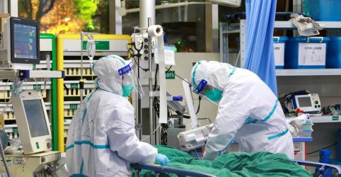 Placeholder - loading - Número de mortes por novo coronavírus na China sobe a 170 e casos confirmados vão a 7.711
