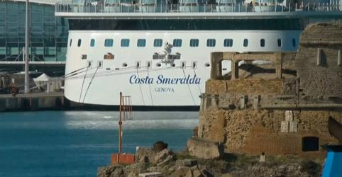 Placeholder - loading - Suspeita de coronavírus deixa milhares de passageiros retidos em cruzeiro italiano