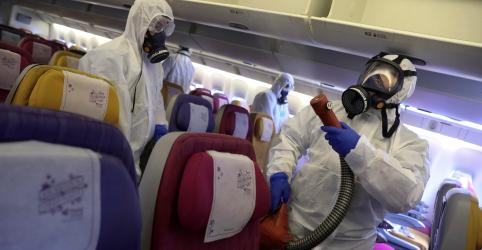 Placeholder - loading - Imagem da notícia Países devem manter fronteiras abertas e comércio apesar de coronavírus, diz OMS