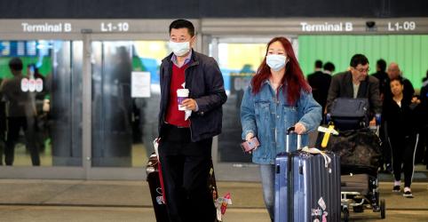 EUA orientam cidadãos a não viajar para China devido a vírus; número de mortos vai a 213