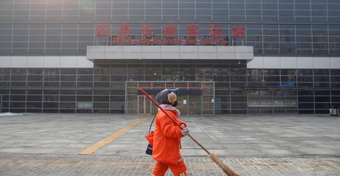 Placeholder - loading - Empresas de Pequim retomarão trabalho em 10 de fevereiro, diz jornal estatal