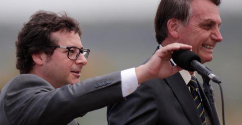 Placeholder - loading - Imagem da notícia PF abre inquérito contra chefe da Secom Wajngarten por corrupção
