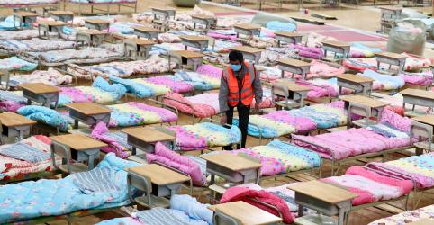 Placeholder - loading - Província de Hubei, na China, registra 65 novas mortes por coronavírus em 4 de fevereiro