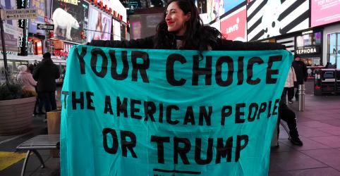 Placeholder - loading - Votação de impeachment no Senado deve levar à absolvição de Trump
