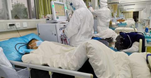 Placeholder - loading - Imagem da notícia Província de Hubei registra 70 novas mortes por coronavírus na quarta-feira