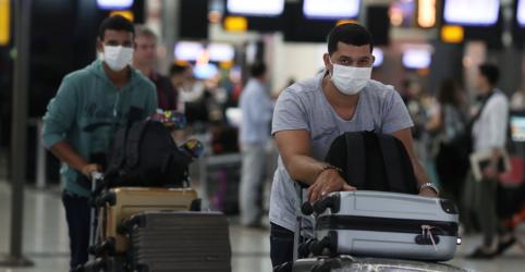 Cai para 8 número de casos suspeitos do novo coronavírus no país