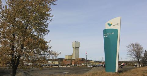 Placeholder - loading - Produção de minério de ferro da Vale cai 21,5% em 2019; meta para 2020 é mantida