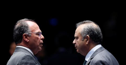 Placeholder - loading - Imagem da notícia Bezerra diz que prevalece ideia de governo enviar proposta de reforma administrativa ao Congresso