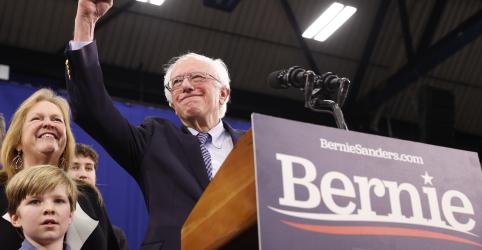 Placeholder - loading - Imagem da notícia Sanders vence primária de New Hampshire com ligeira vantagem sobre Buttigieg