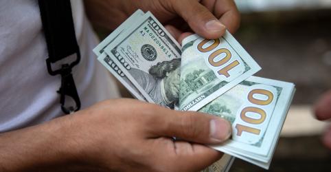 Placeholder - loading - Dólar ganha com otimismo de que coronavírus será contido