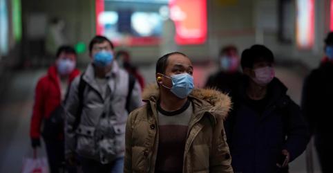 Coronavírus não se espalha 'dramaticamente' fora da China, diz OMS